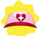 Pink Nurse Hat