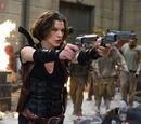 Resident Evil: Afterlife/notes