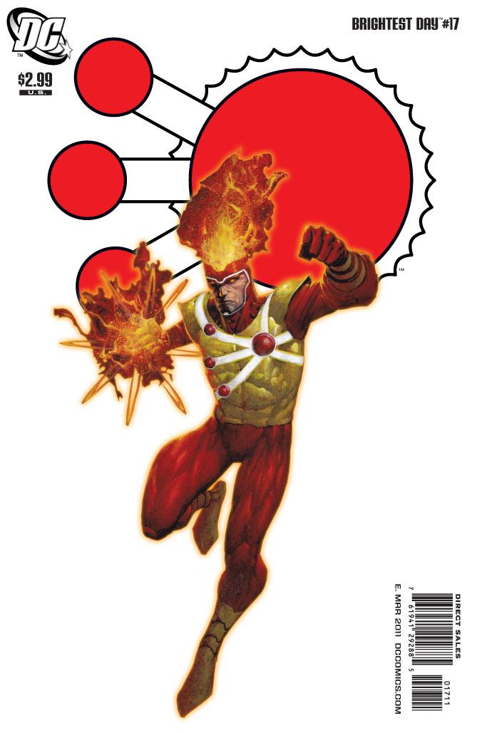 New 52 Hawkman Brightest Day Vol 1 17...