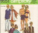 Simplicity 9054