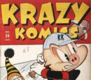 Krazy Komics Vol 1 24
