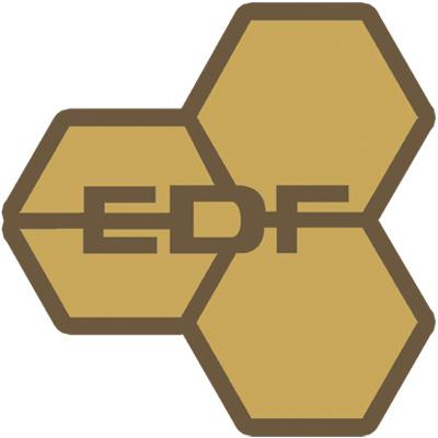 image edf logo goldjpg red faction wiki