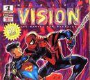 Marvel Vision Vol 1 1