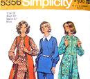 Simplicity 5356
