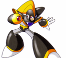 Mega Man Power Battle Fighters Character Images