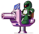 Mega Man 6 Enemy Images
