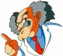 Mega Man 2 Character Images