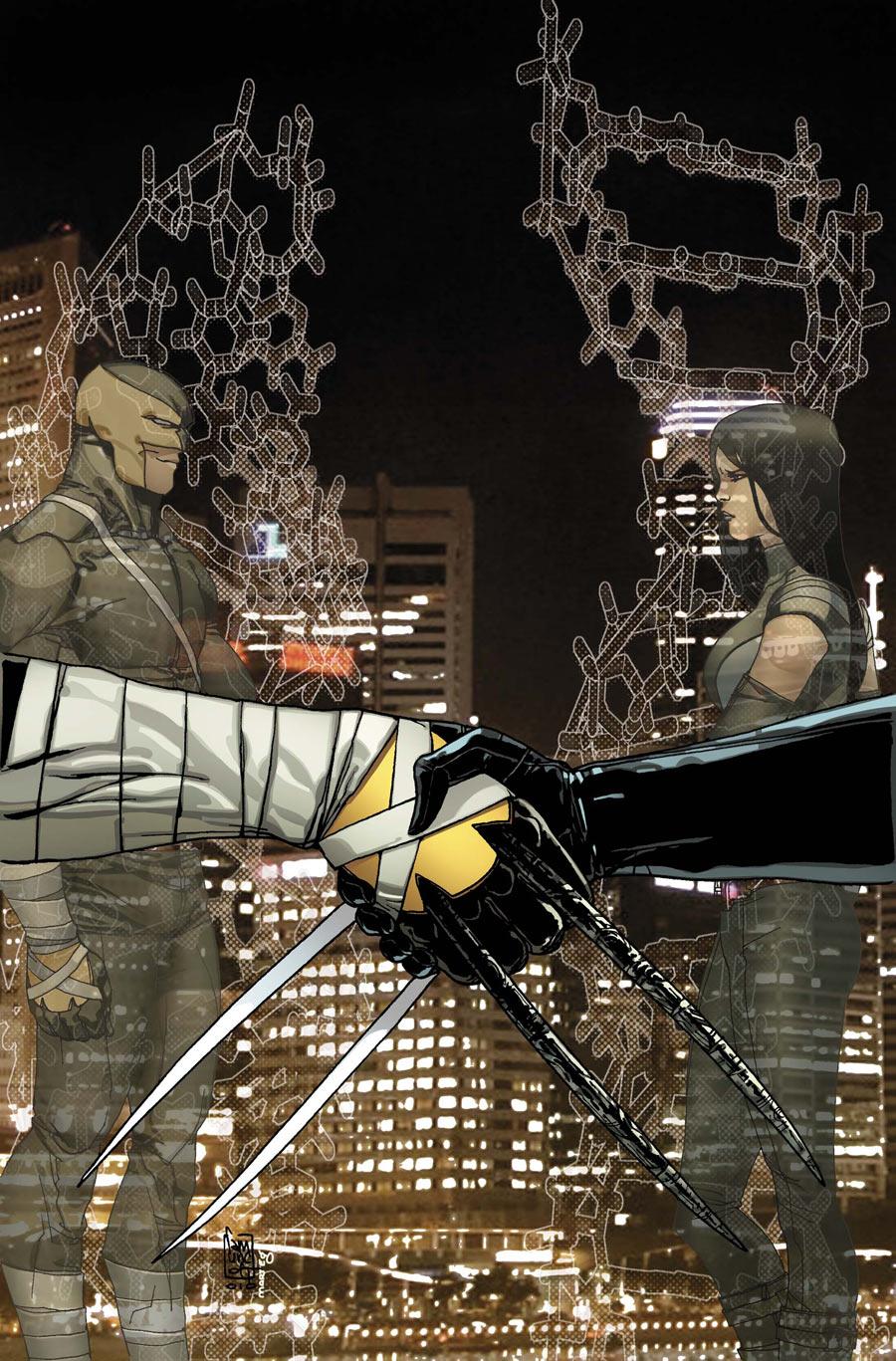 Daken: Dark Wolverine Vol 1 8 - Marvel Comics Database X 23 Daken