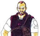 Resident Evil Concept Art