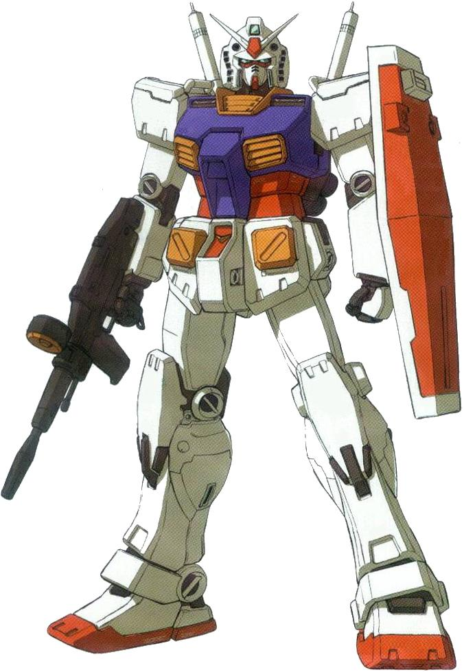 RX-78-2 Gundam - The Gundam Wiki - Wikia