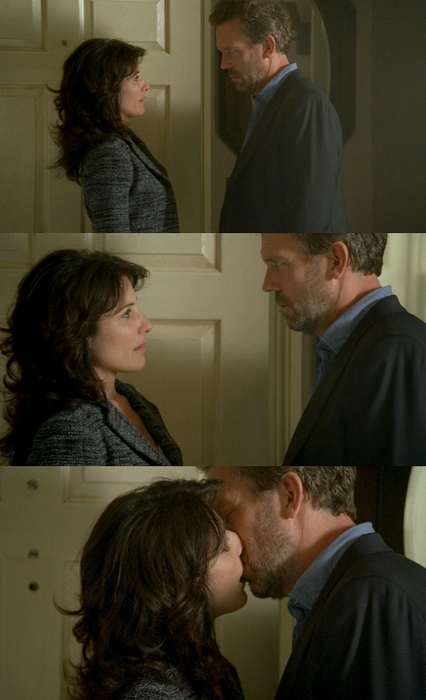 dr house and cameron relationship test