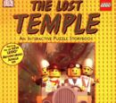 The Lost Temple - An Interactive Puzzle Book