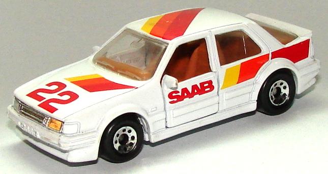 Saab Turbo on 1985 Buick Lesabre White