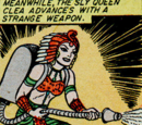 Queen Clea (Earth-Two)