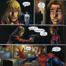 Gwendolyne Stacy (Earth-1610) and Peter Parker (Earth-1610) from Ultimate Spider-Man Vol 1 59 001.jpg