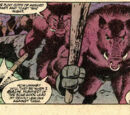 Asgardian Animal Gods
