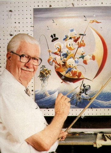 Carl Barks Net Worth