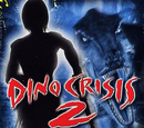 Dino Crisis Game Covers