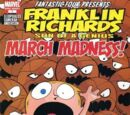 Franklin Richards: March Madness Vol 1 1