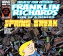 Franklin Richards: Spring Break Vol 1