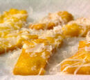Fried Polenta Slices I
