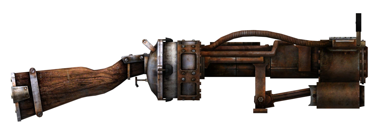 Fallout  Toy Car Gun
