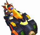 Mega Man X8 Character Images