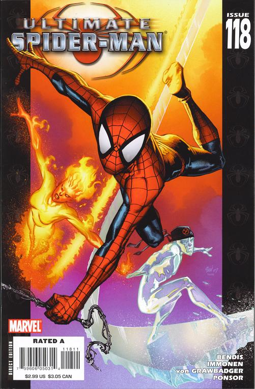Spider-Man and His Amazing Friends - Marvel Comics Database Ultimate Spider Man Peter Parker Costume