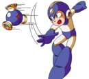 Mega Man 10 Special Weapons Images