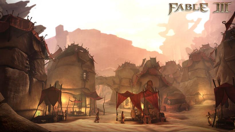 Fable 3 City Names Related Keywords & Suggestions - Fable 3 City