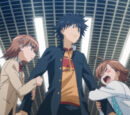 Toaru Majutsu no Index II Episode 18
