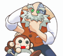 Mega Man Legends Character Images