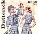 Butterick 9660