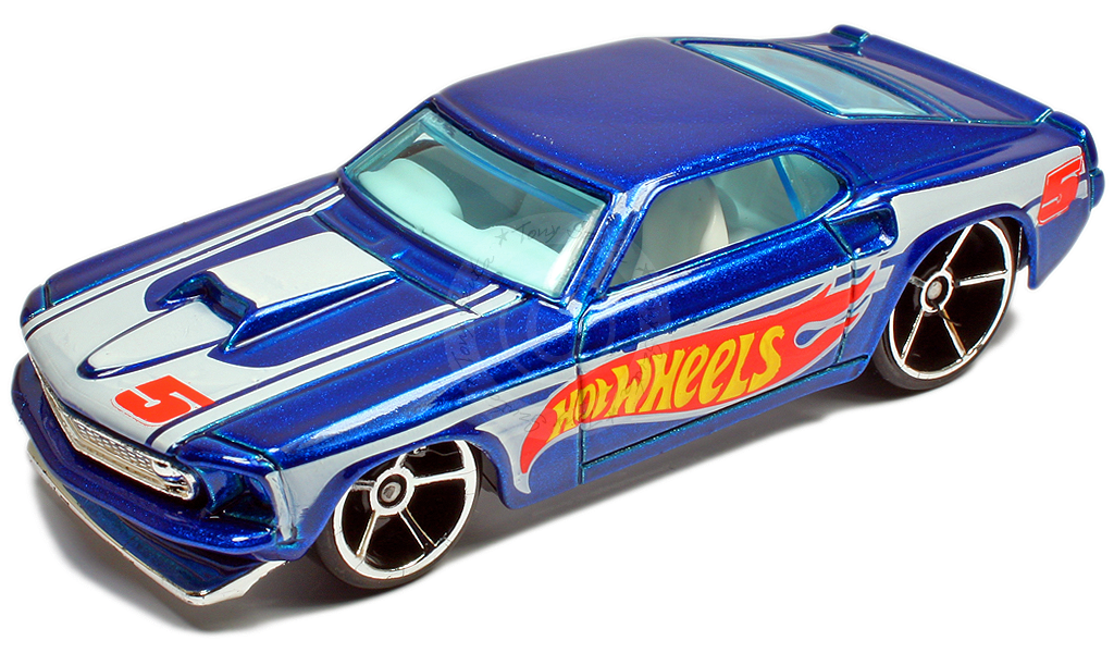69 Ford Mustang - Hot Wheels Wiki