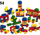 9054 DUPLO Basic Trains
