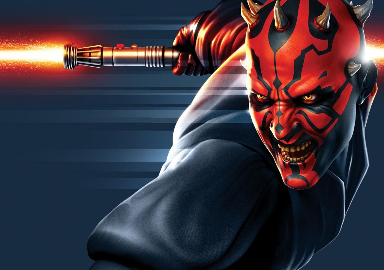Darth Maul's li... Zabrak Jedi And Sith