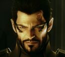 Personnages de Mankind Divided