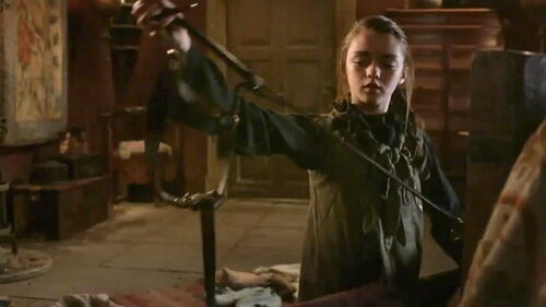 Game of Thrones Sword Needle Needle Game of Thrones Wiki