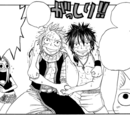 Lullaby-Handlungsbogen (Manga)