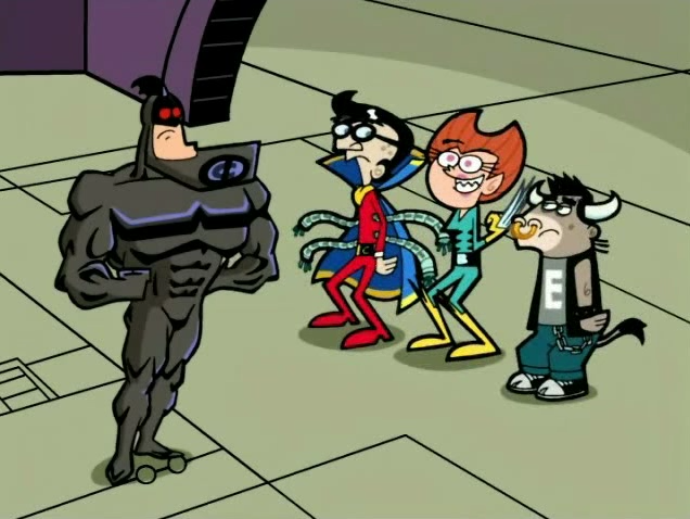 Mighty Mom and Dyno Dad together with Timmy Turner doll likewise The Fairly Odd Parents Superhero Spectacle VHS 111987233112 in addition References in addition File ChinMomDad350. on fairly odd parents mighty mom and dyno dad