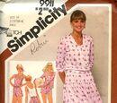 Simplicity 9911 A