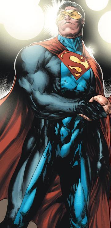 Eradicator (New Earth) - DC Comics Database