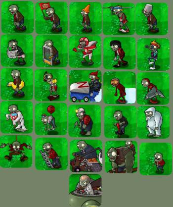 zombies gegen pflanzen