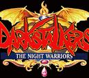 Darkstalkers Logos