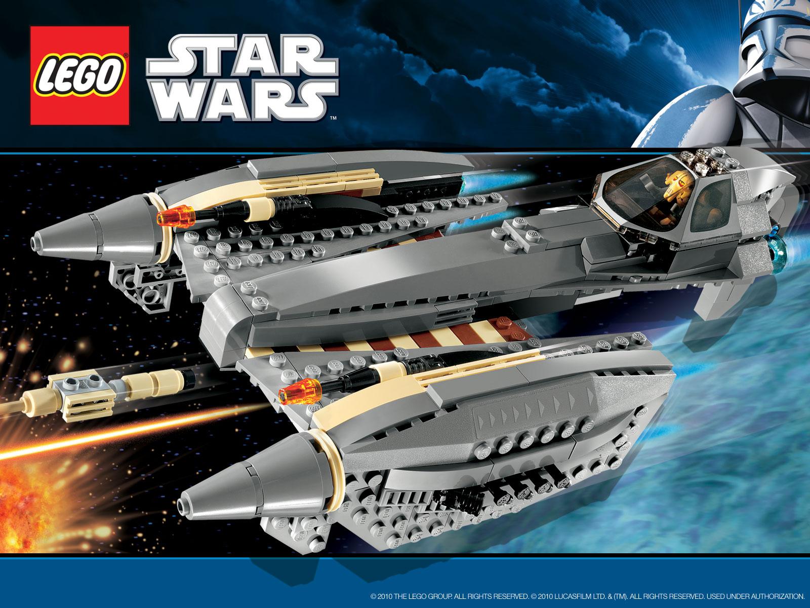 General grievous brickipedia the lego wiki - Lego star warse ...