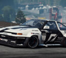 Team Need for Speed Toyota Corolla GT-S AE86