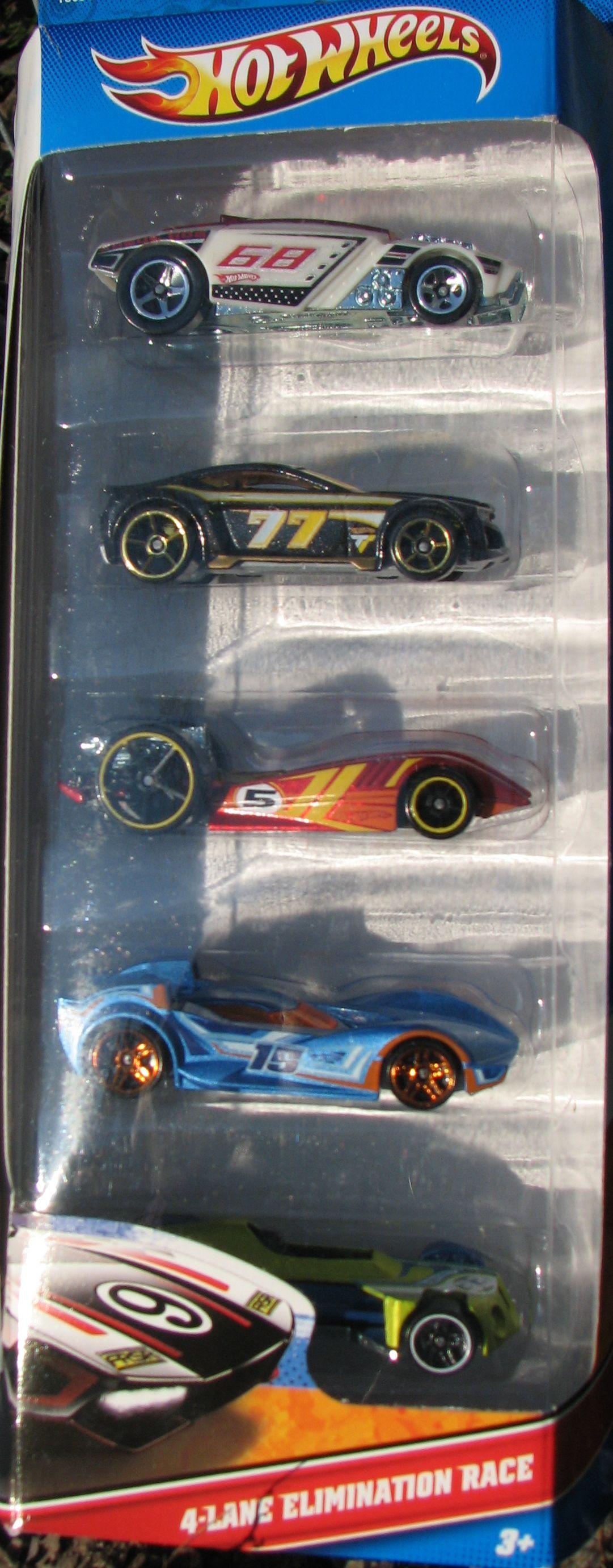 Red Window Tint >> 4-Lane Elimination Race 5-Pack - Hot Wheels Wiki