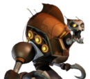 Nemici di Ratchet & Clank: Alla Ricerca del Tesoro