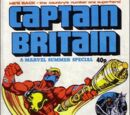 Captain Britain Summer Special Vol 1 1