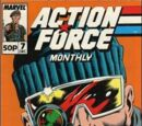 Action Force Monthly Vol 1 7